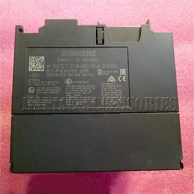 1PC used Siemens 6ES7314-6EH04-0AB0 Tested It In Good Conditio