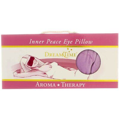 4 Pack DreamTime Aromatherapy Inner Peace Eye Pillow, Lavender