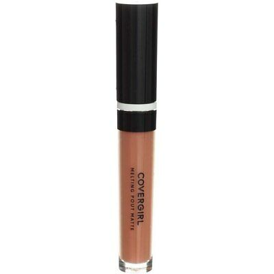 4 Pack CoverGirl Melting Pout Matte Liquid Lipstick, Coral Chronicles 310, 0....