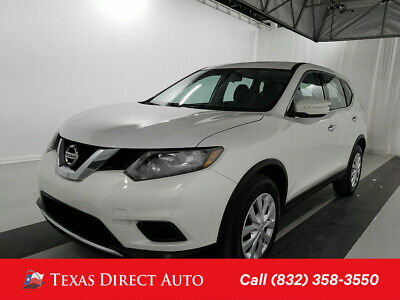2014 Nissan Rogue S 4dr Crossover Texas Direct Auto 2014 S 4dr Crossover Used 2.5L I4 16V Automatic FWD SUV