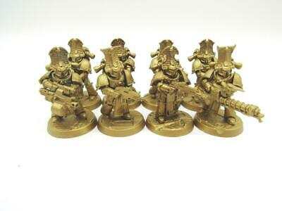 (w4448) Rubric Marines Squad Thousand Sons Chaos Space Marines 40k Warhammer