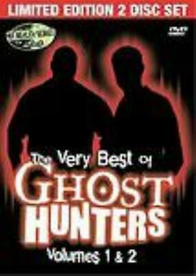 Ghost Hunters: The Very Best Of Volumes 1 & 2 Limited 2-Disc Set DVD VIDEO MOVIE