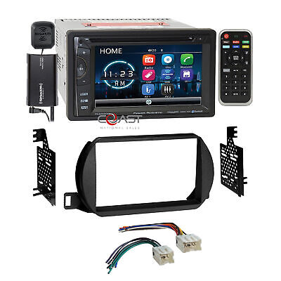 pioneer 2016 car radio stereo dash kit wire harness for 2002 04power acoustik dvd bt sirius stereo dash kit harness for 2002 04 nissan altima