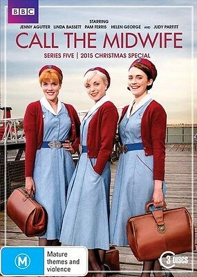 CALL THE MIDWIFE Series : SEASON 5 : NEW DVD