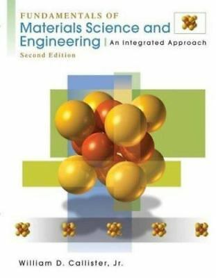 Fundamentals of Materials Science and Engineering: An Integrated Approach, Calli