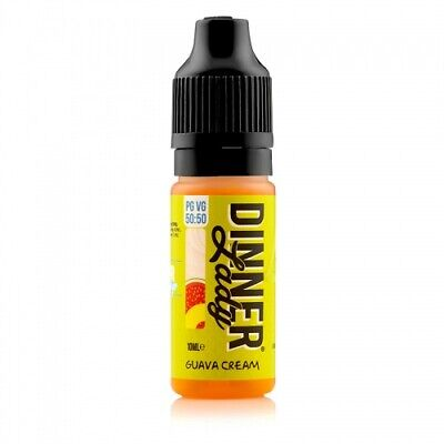 Dinner Lady Guava Cream eLiquid 10ml