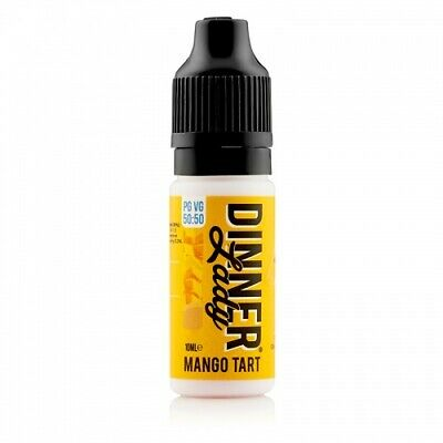 Dinner Lady Mango Tart eLiquid 10ml