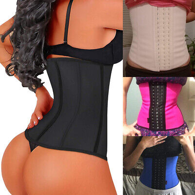 Fajas Colombianas Weight Loss Shapewear Shaper LATEX Waist Cincher Trainer Wraps