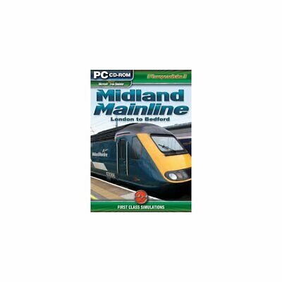 5060020473333 Midland Mainline - London to Bedford (PC CD) europeanbahn