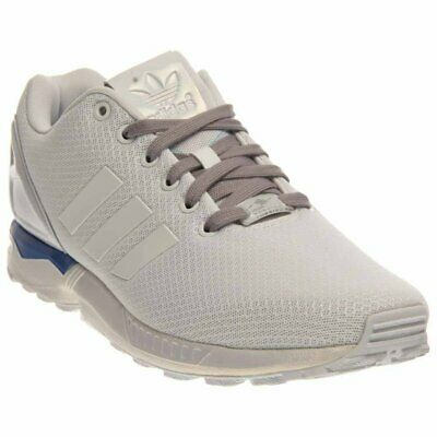 online retailer 4682c df058 adidas ZX Flux Running Shoes White - Mens - Size 8.5 D