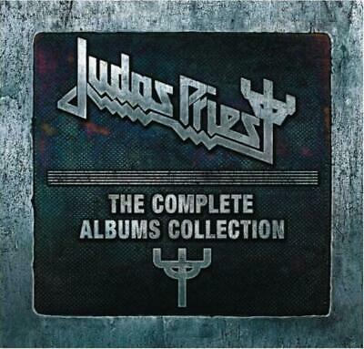 JUDAS PRIEST THE COMPLETE ALBUMS COLLECTION 19 CD BOX SET New Sealed