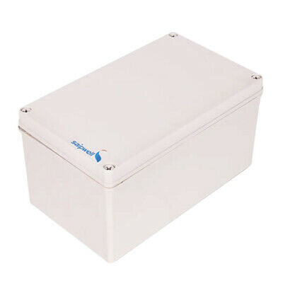 """ABS Waterproof IP66 Junction Box Electrical Project Enclosure 9.8x5.9x5.1"""""""