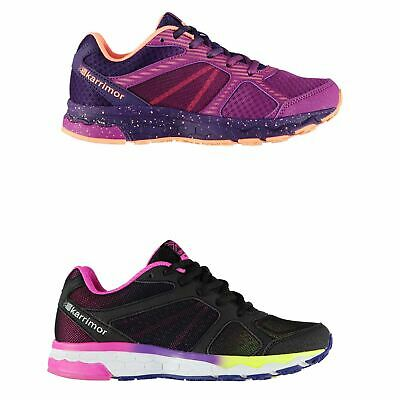 Karrimor Tempo 5 Girls Running Shoes Trainers Footwear