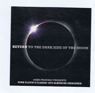 PINK FLOYD GALLOPS+ Return to the Dark Side of the Moon	Mojo compilation CD	2011