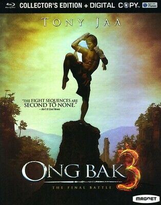 Ong Bak 3 [Collector's Edition]  [In (REGION A Blu-ray New) BLU-RAY/WS/Coll. ED.