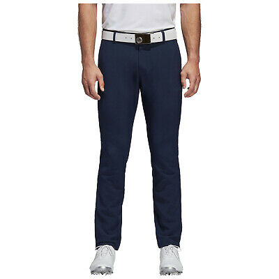 Adidas Mens Ultimate 365 3-Stripe Performance Trouser Tapered Fit Leg Golf Chino