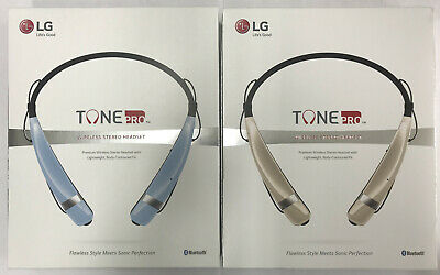 bcb75504665 OEM LG Tone Pro HBS-760 Premium Wireless Stereo Bluetooth Headset HBS 760  Stereo