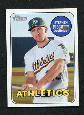 2018 Topps Heritage High Short Print SP Complete Your Set You Pick
