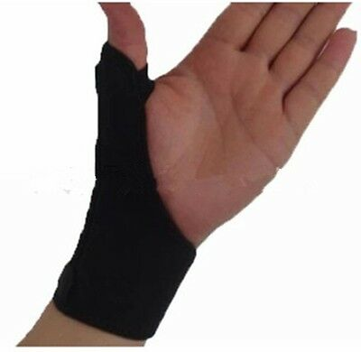 Wrist Splint Brace Protection Support Strap Carpel Tunnel Pain Relief FM