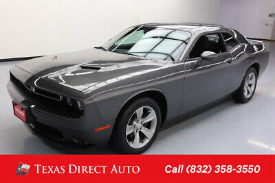 2019 Dodge Challenger SXT Texas Direct Auto 2019 SXT Used 3.6L V6 24V Automatic RWD Coupe