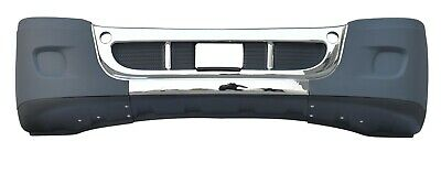 Freightliner Cascadia Bumper Chrome Without Hole