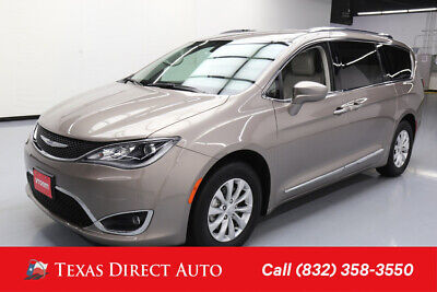 2018 Chrysler Pacifica Touring L Texas Direct Auto 2018 Touring L Used 3.6L V6 24V Automatic FWD Minivan/Van