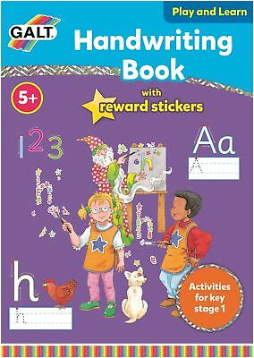 Galt HANDWRITING BOOK Children Educational Toys And Activities BN