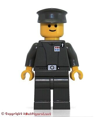 BrickArms Magnum Pistol NEW LEGO 7201 Star Wars Imperial Officer Minifigure