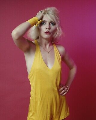Debbie Harry / Blondie 8 x 10 / 8x10 GLOSSY Photo Picture IMAGE #4