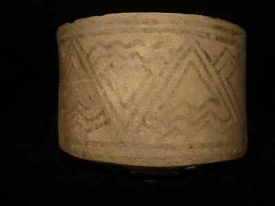 ANCIENT PAINTED BOWL! FROM EARLY BRONZE AGE! 3000BC~~~no reserve