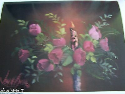 The Art Of Floral Painting With Lowell Speers 1990 Pbs Tv Series 1 Tole Paint