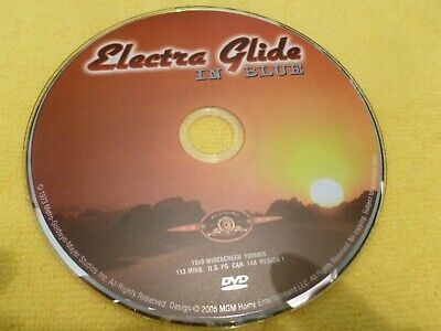 Electra Glide In Blue - Robert Blake ( Disc Only )