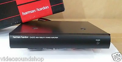 Harman Kardon Ca 212 Car Audio Amplificatore Made In Japan Old School New