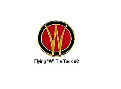 Classic Aero Willys - Flying W Willys Emblem #2 Tie Tack