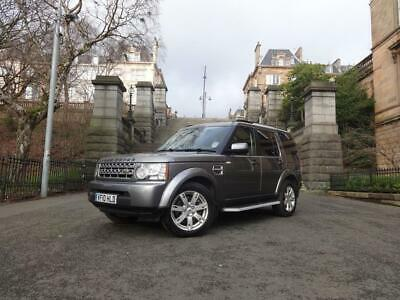 2010 Land Rover Discovery 4 3.0 SD V6 XS 4X4 5dr