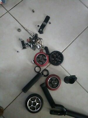 Assorted Scooter Parts