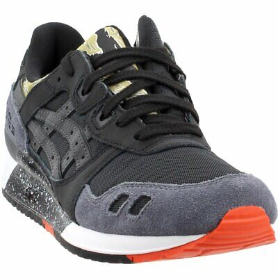 60ff5fee0b ASICS GEL-LYTE III Sneakers - Black - Mens