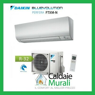 Conditionneur D'Air Daikin Bluevolution Onduleur Perfera FTXM20N 7000 Btu R-32