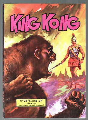 # KING KONG n°23 # LE RAYON EXTRA-TERRESTRE # 1977 ED. OCCIDENT