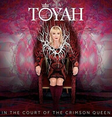 Toyah - In The Court Of The Crimson Queen Signed Cd  autographed