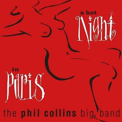 The Phil Collins Big Band - A Hot Night In Paris (Audio CD 02/01/2019)