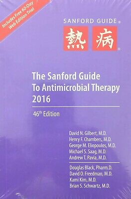 Guide to Antimicrobial Therapy (Sanford): Sanford Guide to Antimicrobial Therapy