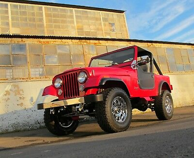 1986 Jeep CJ CJ7 1986 Jeep CJ-7 CJ7 restored