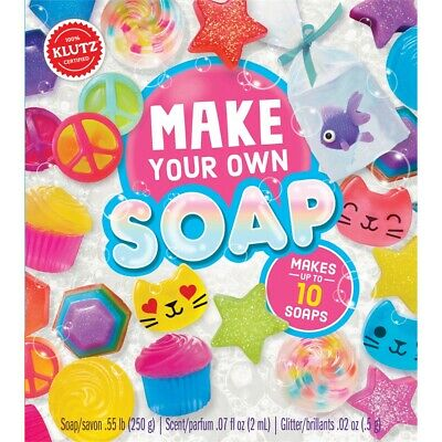 Make Your Own Soap Kit-