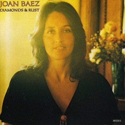 Joan Baez ‎– Diamonds & Rust / A&M Records CD  ‎– 393 233-2