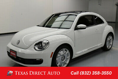 2016 Volkswagen Beetle - Classic 1.8T SEL 2dr Coupe 6A Texas Direct Auto 2016 1.8T SEL 2dr Coupe 6A Used Turbo 1.8L I4 16V Automatic