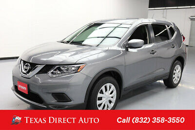 2016 Nissan Rogue S Texas Direct Auto 2016 S Used 2.5L I4 16V Automatic FWD SUV