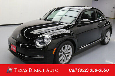 2014 Volkswagen Beetle - Classic TDI Texas Direct Auto 2014 TDI Used Turbo 2L I4 16V Automatic FWD Hatchback