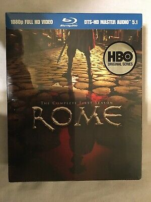 ROME, The Complete First Season - HBO Original Series.    Blu-ray Disc