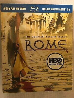 ROME, The Complete Second Season - HBO Original Series.  Blu-ray Disc
